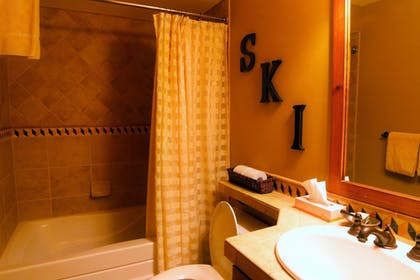 Bathroom | Tamarack Resort