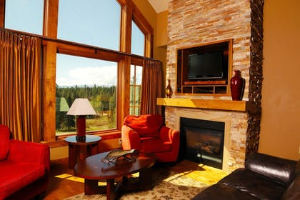 Living Room | Tamarack Resort