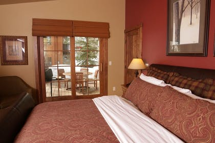 Guestroom View | Tamarack Resort