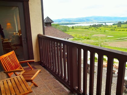 Balcony | Tamarack Resort