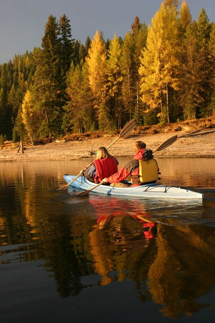 Boating | Tamarack Resort