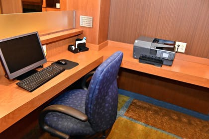 Business Center | Fairfield Inn & Suites by Marriott Carlisle