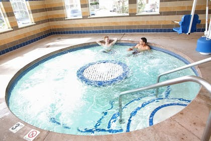 Indoor Spa Tub | Driftwood Shores Resort And Conference Center