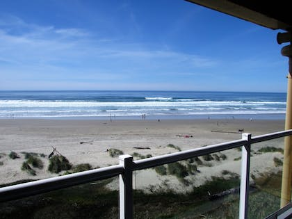 Balcony View | Driftwood Shores Resort And Conference Center