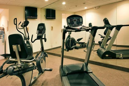 Fitness Facility | Holiday Inn Express Hotel & Suites Brooksville