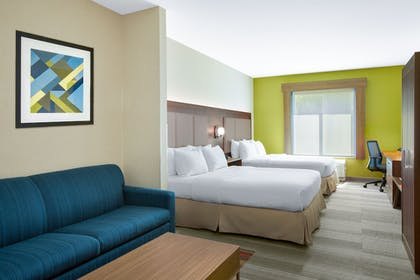 Guestroom | Holiday Inn Express & Suites Ontario