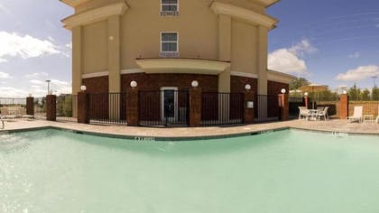 Outdoor Pool | Holiday Inn Express McComb