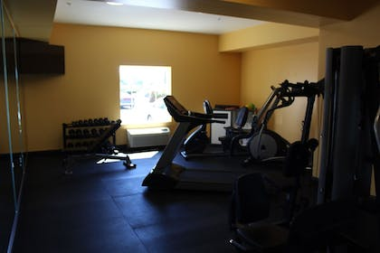 Gym | Best Western Crater Lake Highway White City/Medford