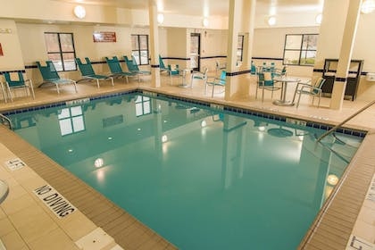 Indoor Pool | TownePlace Suites by Marriott - Millcreek Mall