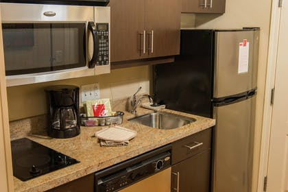 In-Room Kitchen | TownePlace Suites by Marriott - Millcreek Mall