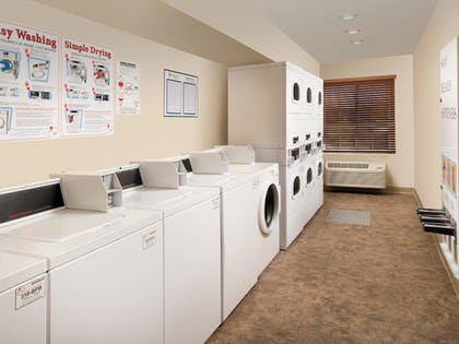Laundry Room | WoodSpring Suites Wilmington