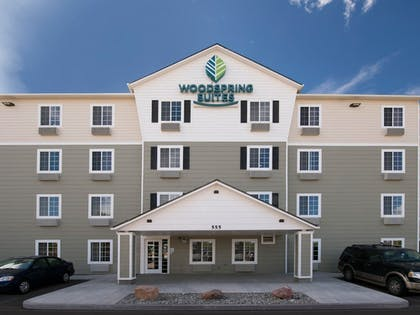 Building design | WoodSpring Suites Wilmington