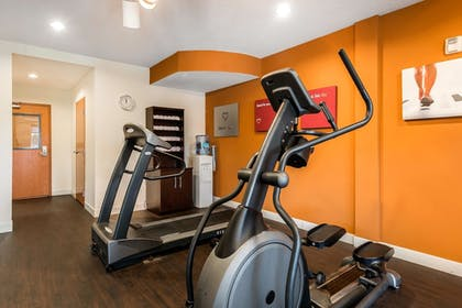 Fitness Facility | Comfort Suites Tampa Airport North