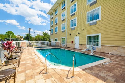 Sports Facility | Towneplace Suites Marriott Jacksonville Butler Boulevard