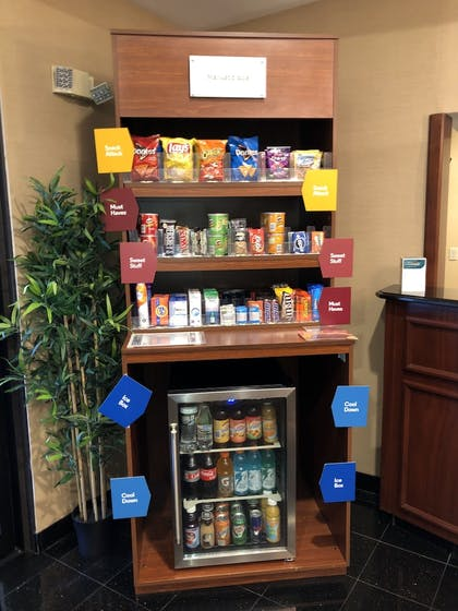 Snack Bar | Comfort Suites Mahwah - Ramsey