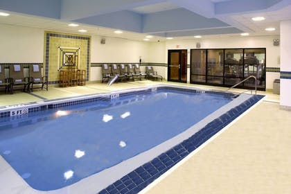 Sports Facility | Fairfield Inn & Suites by Marriott Pittsburgh Neville Island