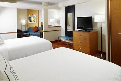 Guestroom | Fairfield Inn & Suites by Marriott Pittsburgh Neville Island