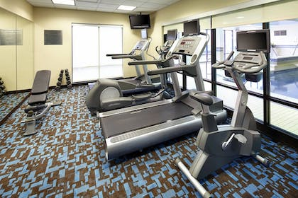 Fitness Facility | Fairfield Inn & Suites by Marriott Pittsburgh Neville Island