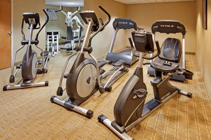Fitness Facility | Holiday Inn Express Wilkes Barre East