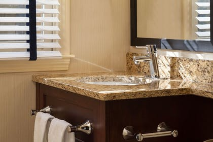 Bathroom Sink | Ocean Mist Beach Hotel & Suites