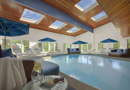 Indoor Pool | Ocean Mist Beach Hotel & Suites