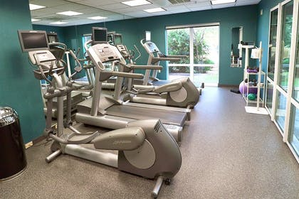 Fitness Facility | Fairfield Inn & Suites by Marriott Des Moines Airport