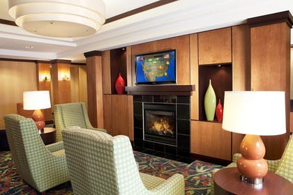 Interior | Fairfield Inn & Suites by Marriott Des Moines Airport