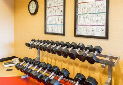 Fitness Facility | Cambria Hotel Raleigh-Durham Airport