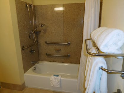 In-Room Amenity | Holiday Inn Express & Suites Ponca City