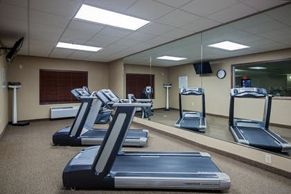 Fitness Facility | Holiday Inn Express Hotel & Suites Lewisburg