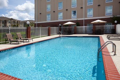 Pool   Holiday Inn Express & Suites Baton Rouge East