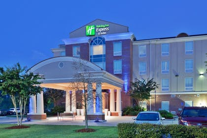 Exterior   Holiday Inn Express & Suites Baton Rouge East