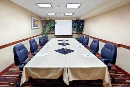 Meeting Facility | Holiday Inn Express Suites Sumner