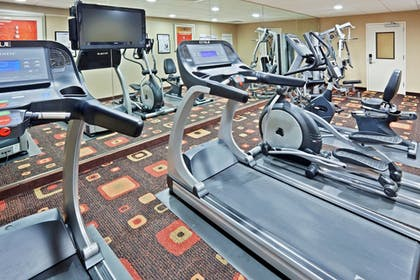 Fitness Facility | Holiday Inn Express Suites Sumner