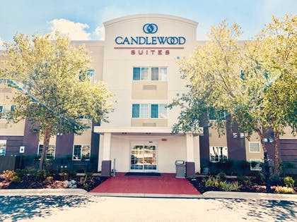 Exterior | Candlewood Suites Hot Springs