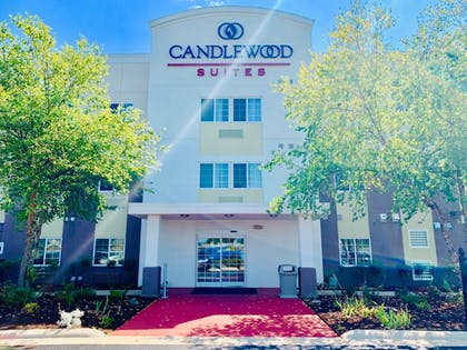 Front of Property | Candlewood Suites Hot Springs