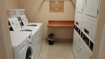Laundry Room | Candlewood Suites Hot Springs