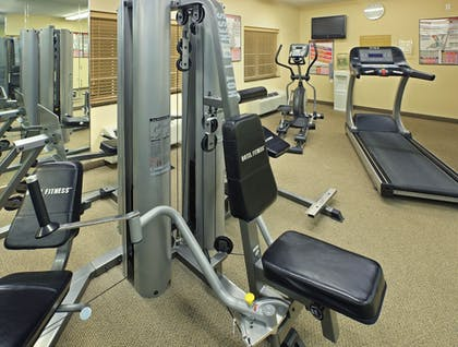 Fitness Facility | Candlewood Suites Hot Springs
