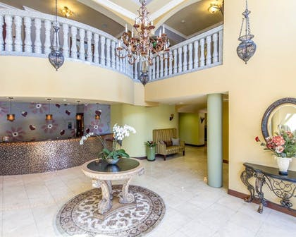 Lobby |  | Villa Montes Hotel, an Ascend Hotel Collection Member