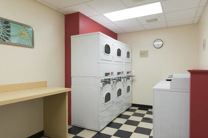 Laundry Room | TownePlace Suites by Marriott Joliet South
