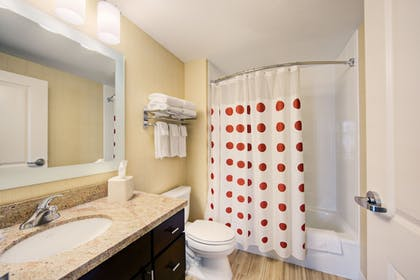 Bathroom | TownePlace Suites by Marriott Joliet South