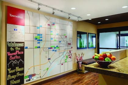 Hotel Interior | TownePlace Suites by Marriott Joliet South