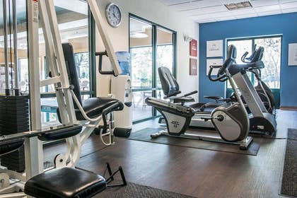 Fitness Facility | Comfort Suites Canton