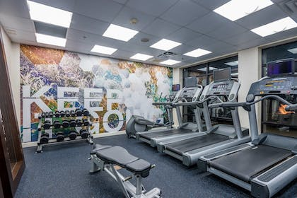 Fitness Facility | Springhill Suites Statesboro University Area