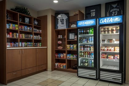 Snack Bar | Springhill Suites Statesboro University Area