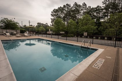 Outdoor Pool | Springhill Suites Statesboro University Area