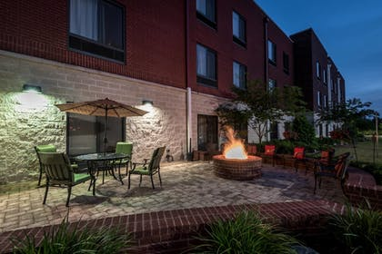 Terrace/Patio | Springhill Suites Statesboro University Area
