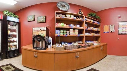 Snack Bar | Candlewood Suites Houston Westchase/ Westheimer.