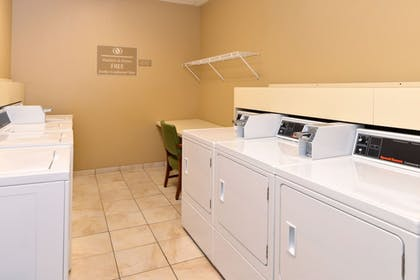 Laundry Room | Candlewood Suites Terre Haute