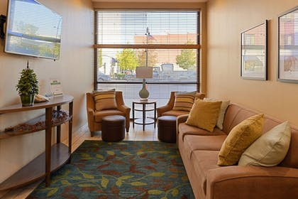 Lobby | Candlewood Suites Terre Haute